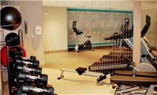 Crowne Plaza Dulles Airport Hotel Fitness Center