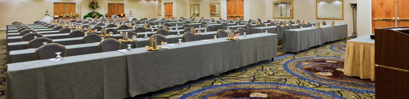 Meeting Packages at Crowne Plaza Dulles Airport Hotel