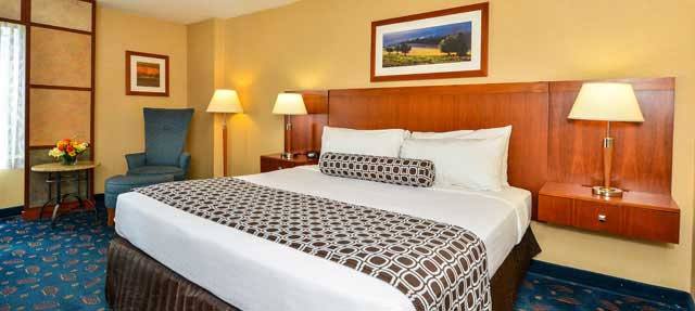 Rooms at Crowne Plaza Dulles Airport Hotel - Herndon