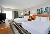 ADA Guest Room at Crowne Plaza Dulles Airport Hotel