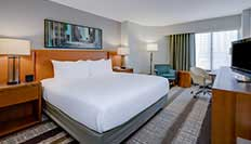 Park, Stay, and Go Package at Herndon, Virginia Hotel