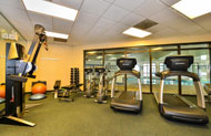 Crowne Plaza Dulles Airport Fitness Center